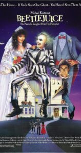 """""""Beetlejuice"""" was released in 1988. It just might be the greatest non-scary ghost story of all time."""