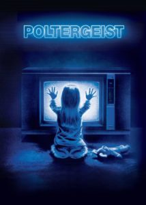 """""""Poltergeist"""" was released in 1982. Jesus... even this single image is freaking me out. And don't get me started on the clown scene. WORST. NIGHTMARE. EVER."""