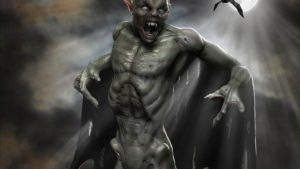 """Go ahead and do a Google search for """"vampire powerful"""". There are DOZENS of awesome images. This is my favorite."""